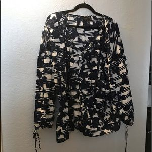 Lane Bryant blouse size 18/20